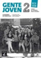 Gente Joven 2 Nueva Edición – Cuaderno de ejercicios + CD