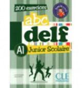 ABC DELF Junior Scolaire A1 Livre + DVD-ROM