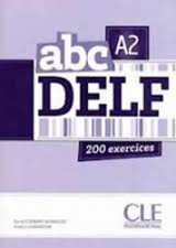 abc DELF A2 ADULTES 200 exercices + CD