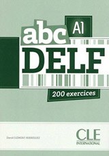 abc DELF A1 ADULTES 200 exercices + CD