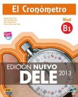 El Cronómetro B1 Libro + CD mp3 - Edición Nuevo DELE 2013