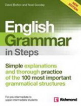 English Grammar in Steps (New Edition) Student´s Book without Answers