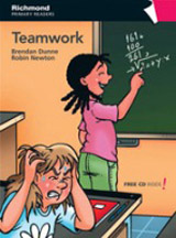Richmond Primary Readers Level 3 TEAMWORK + CD