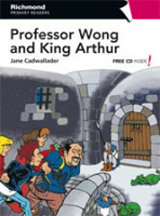 Richmond Primary Readers Level 5 PROFESSOR WONG + CD