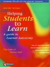 Helping Students Learn: A Guide to Learner Autonomy