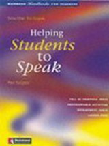 Helping Students to Speak