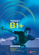 Target B1+ Student´s Book with CD (Richmond)