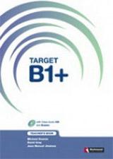 Target B1+ Teacher´s Book with CD (Richmond)