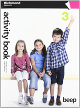 BEEP 3 ACTIVITY BOOK PACK