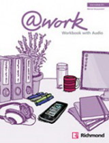 @WORK 3 WORKBOOK+CD AUDIO