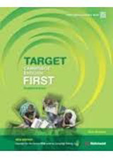 TARGET CAMBRIDGE ENGLISH: FIRST Student´s Book