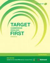 TARGET CAMBRIDGE ENGLISH: FIRST Workbook