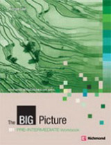 THE BIG PICTURE Pre-Intermediate WORKBOOK + CD