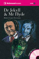 Richmond Readers Level 3 DR JEKYLL & MR HYDE + CD