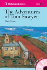 Richmond Readers Level 4 The Adventures of Tom Sawyer + CD