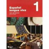 Espanol LENGUA VIVA 1 LIBRO+CD