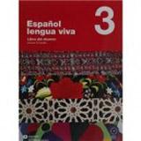 Espanol LENGUA VIVA 3 LIBRO+CD