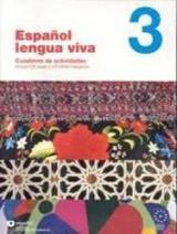 Espanol LENGUA VIVA 3 Cuaderno de actividades + CD audio + CD-ROM