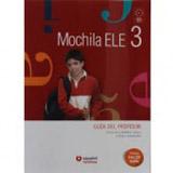 MOCHILA ELE 3 GUÍA del profesor