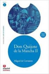 Leer en Espanol 3 DON QUIJOTE + CD  VOLÚMEN 2