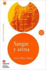 Leer en Espanol 4 SANGRE Y ARENA + CD