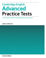 Cambridge English: Advanced Practice Tests without Answer Key