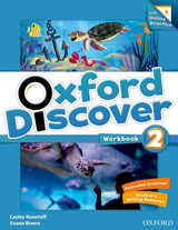 Oxford Discover 2 Workbook with Online Practice Pack