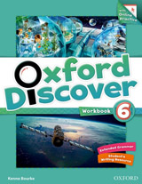 Oxford Discover 6 Workbook with Online Practice Pack