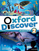 Oxford Discover 2 Student´s Book