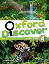 Oxford Discover 4 Student´s Book