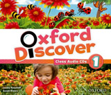 Oxford Discover 1 Class Audio CDs (3)