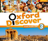 Oxford Discover 3 Class Audio CDs (3)