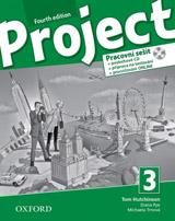 Project Fourth Edition 3 Pracovní sešit s Audio CD