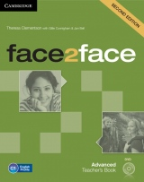 face2face 2nd Edition Advanced Teacher´s Book with DVD