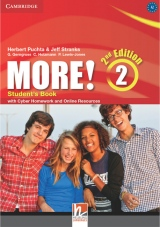 More! 2 2nd Edition Student´s Book with Cyber Homework