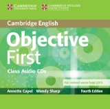 Objective First 4th Edition Class CDs (2)