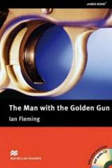 Macmillan Readers Upper-Intermediate Man with the Golden Gun + CD