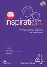 New Inspiration 4 Teacher´s Book Pack