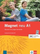 Magnet neu 1 – Kursbuch + CD