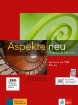 Aspekte neu B1+ Lehrbuch + DVD