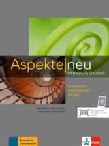 Aspekte neu B1+ Arbeitsbuch + CD