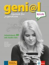 Genial Klick B1 Arbeitsbuch + 2CD