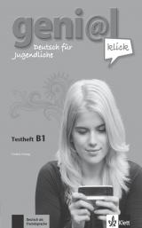 Genial Klick B1 Testheft + CD