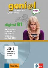 Genial Klick B1 Digitales Unterrichtspaket auf DVD-ROM