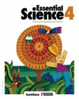ESSENTIAL SCIENCE 4 Student´s Book