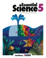 ESSENTIAL SCIENCE 5 Student´s Book