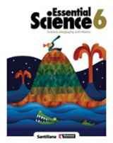 ESSENTIAL SCIENCE 6 Student´s Book