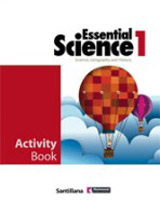 ESSENTIAL SCIENCE 1 ACTIVITY BOOK