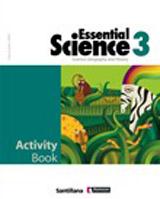 ESSENTIAL SCIENCE 3 ACTIVITY BOOK