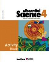 ESSENTIAL SCIENCE 4 ACTIVITY BOOK